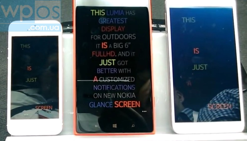 Nokia Lumia 1520 самый лучший экран