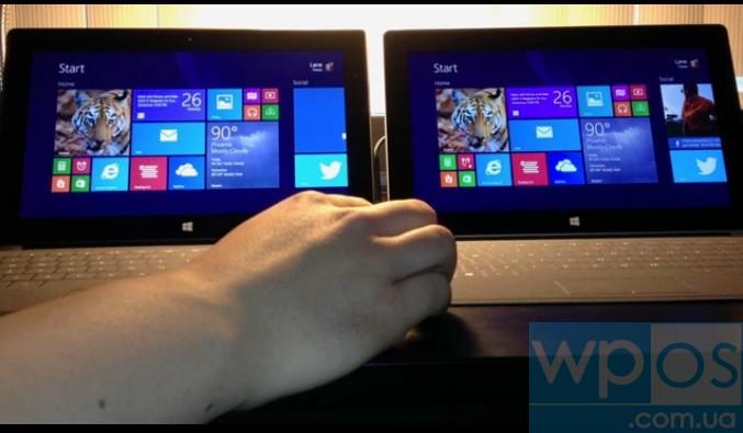 Surface RT vs Surface 2 - сравнение производительности