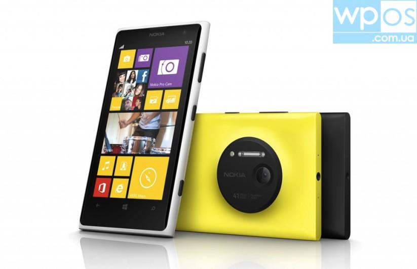 Nokia Lumia 1020 в Украине