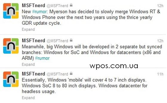 wp + windows rt