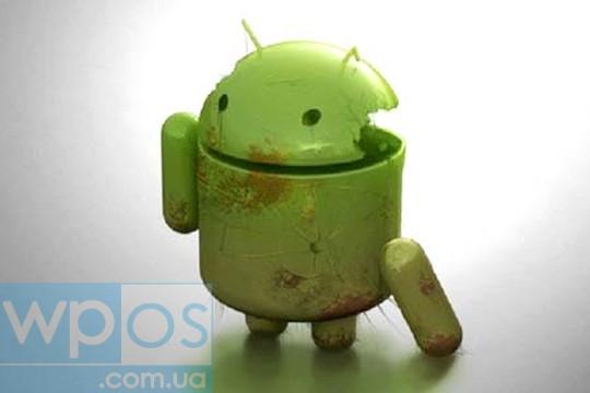 Android опять лидирует по количеству вирусов