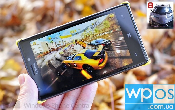 Asphalt 8 Airborne windows phone 8