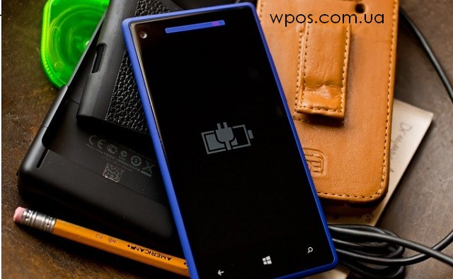 HTC 8X с WP8 GDR3 можно заряжать выключенным