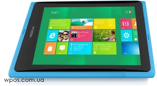 Nokia  8-дюймов планшет