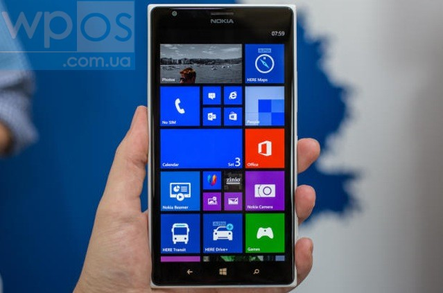 Nokia Lumia 1520 отзывы