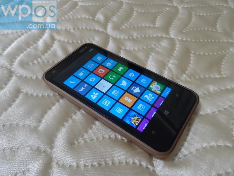 Nokia Lumia 620 белый 6