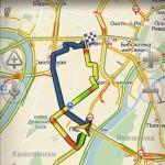 Яндекс Навигатор 1