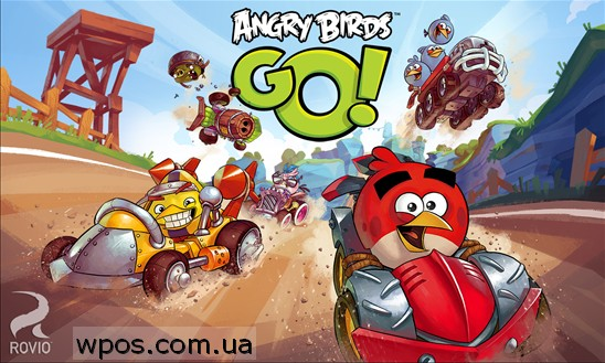 Angry Birds Go windows phone