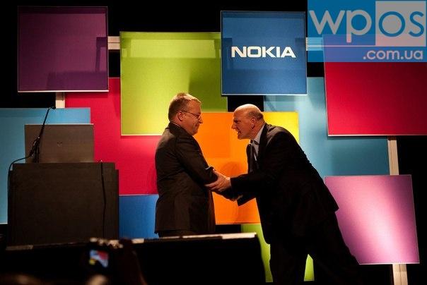сделка Nokia и Microsoft Китай