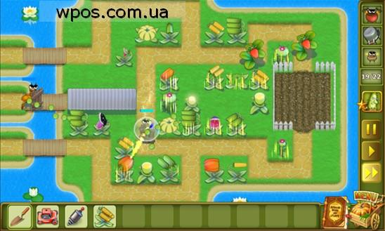 Garden Rescue WP8