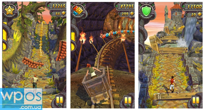 Temple Run 2 windows phone 8