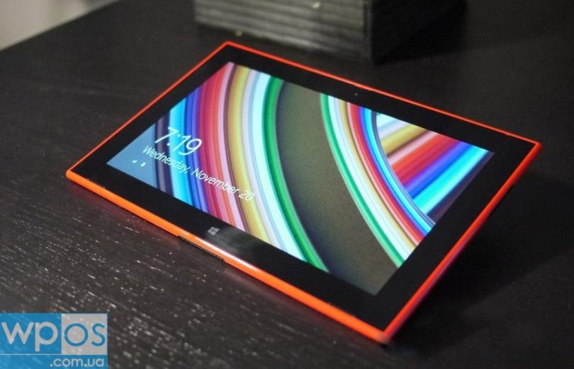 nokia lumia 2520 видео-обзор