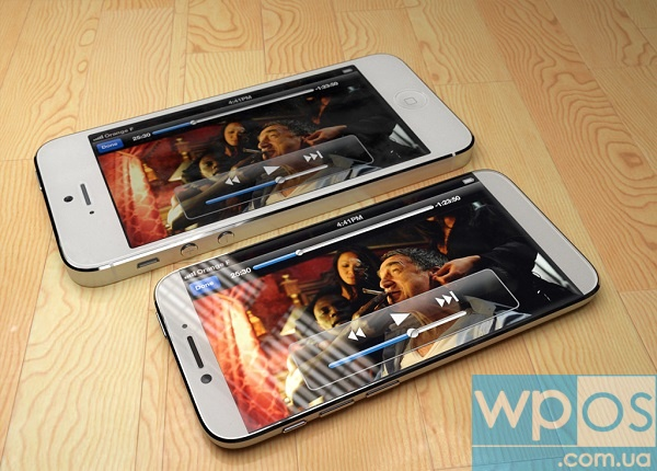 5,7  iPhone и  12,9  iPad