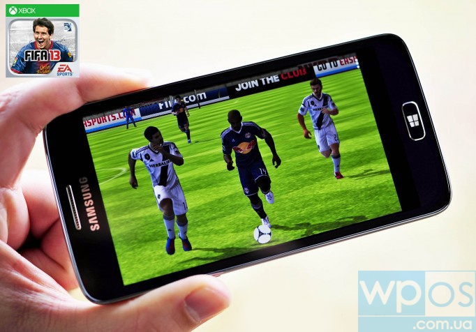 FIFA 13 WP8