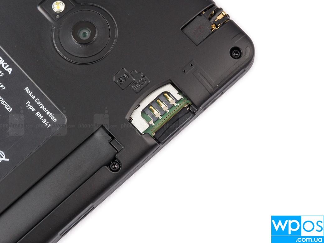 Nokia Lumia 625 обзор 11