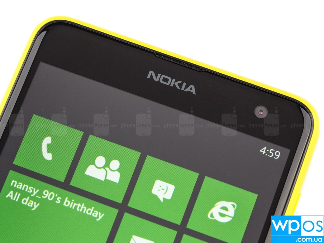 Nokia Lumia 625 обзор 2