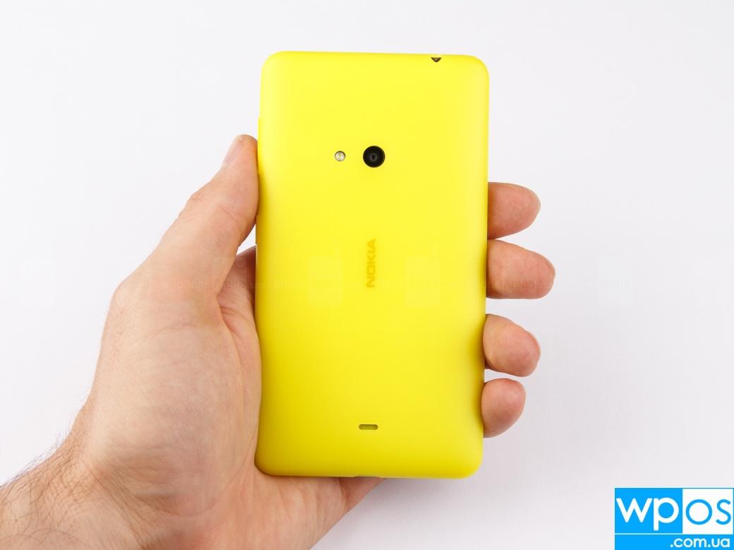 Nokia Lumia 625 обзор 5