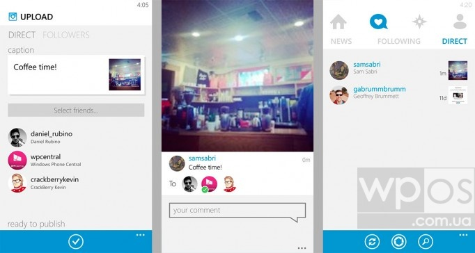 6tag Instagram Direct