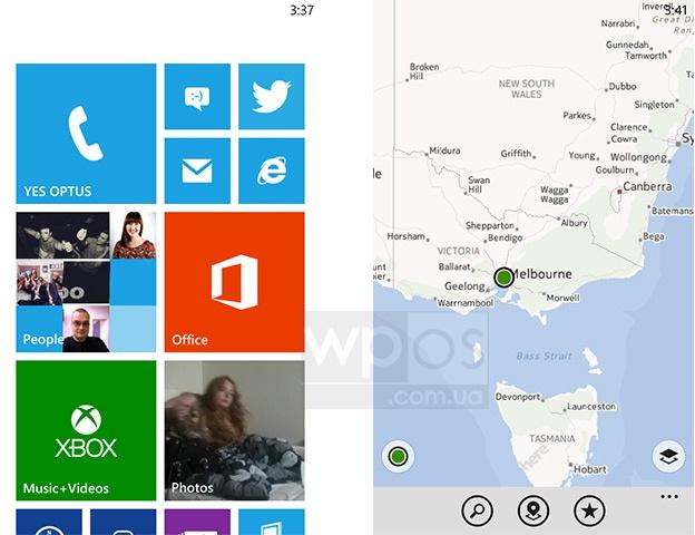 Lumia 525 приложения