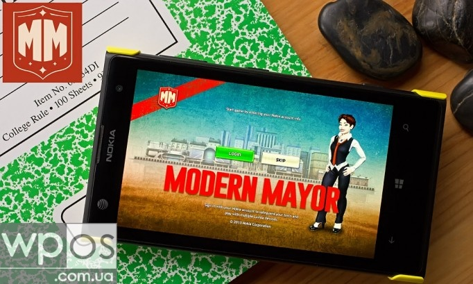Modern Mayor nokia