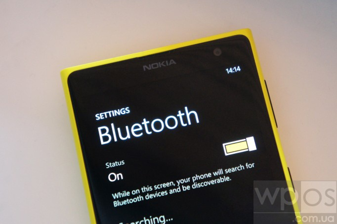 bluetooth 4 windows phone