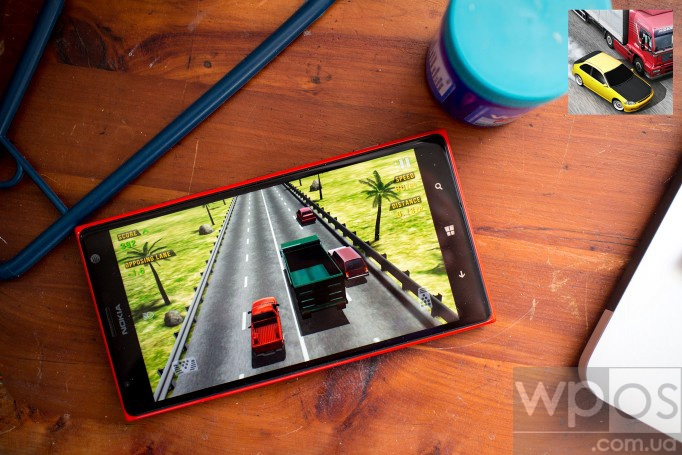 traffic racer на windows phone