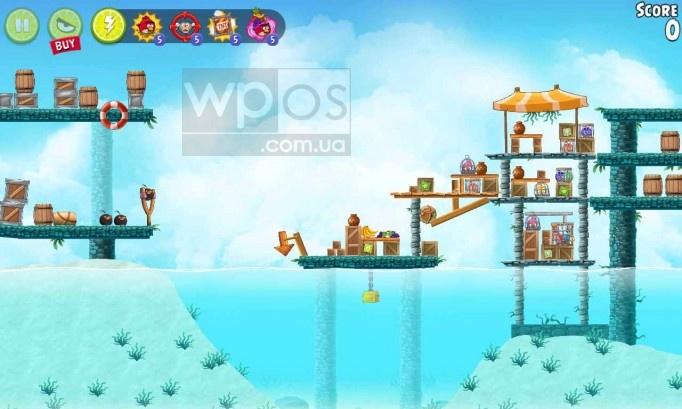 Angry Birds Rio wp8