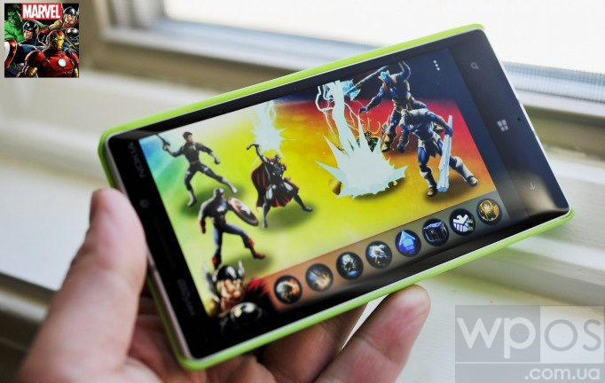 Avengers Alliance для windows phone 8