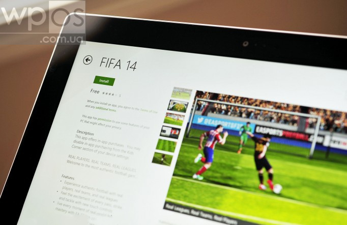 Fifa 14 на Windows 8