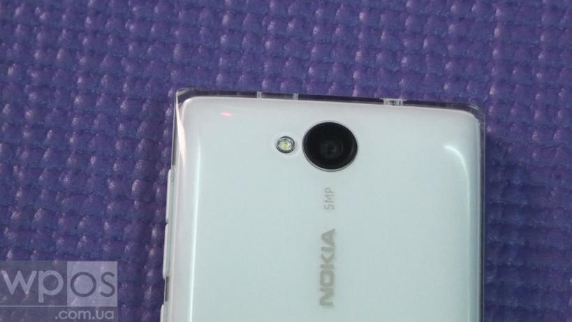 Nokia asha 503 камера