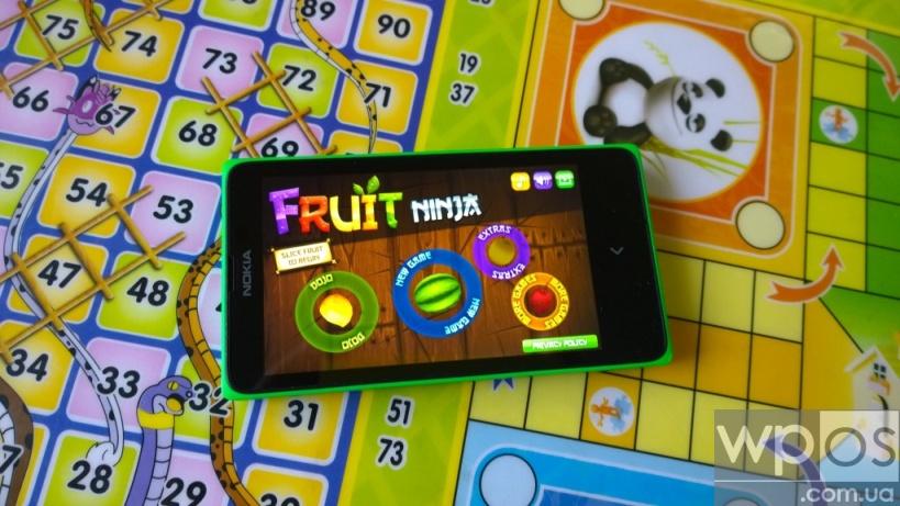 Nokia X игры