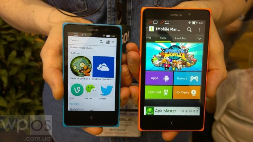 Nokia X магазин
