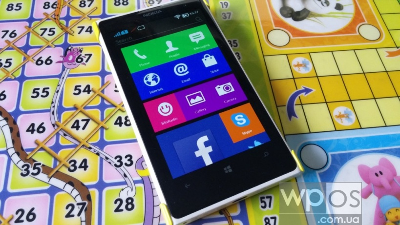 Nokia X для Windows-Phone эмулятор