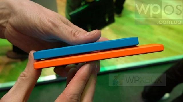 Nokia XL против X