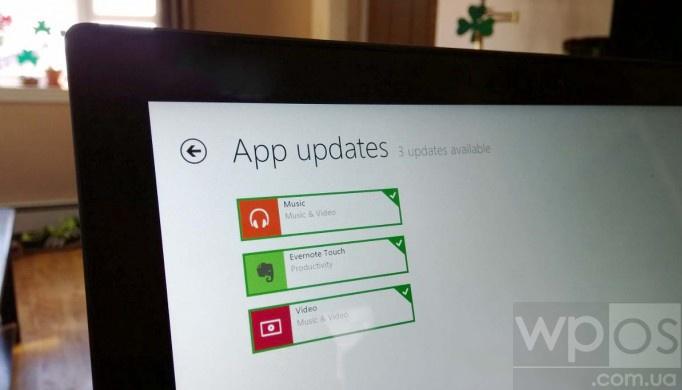 Windows 8: Music, Video и Evernote