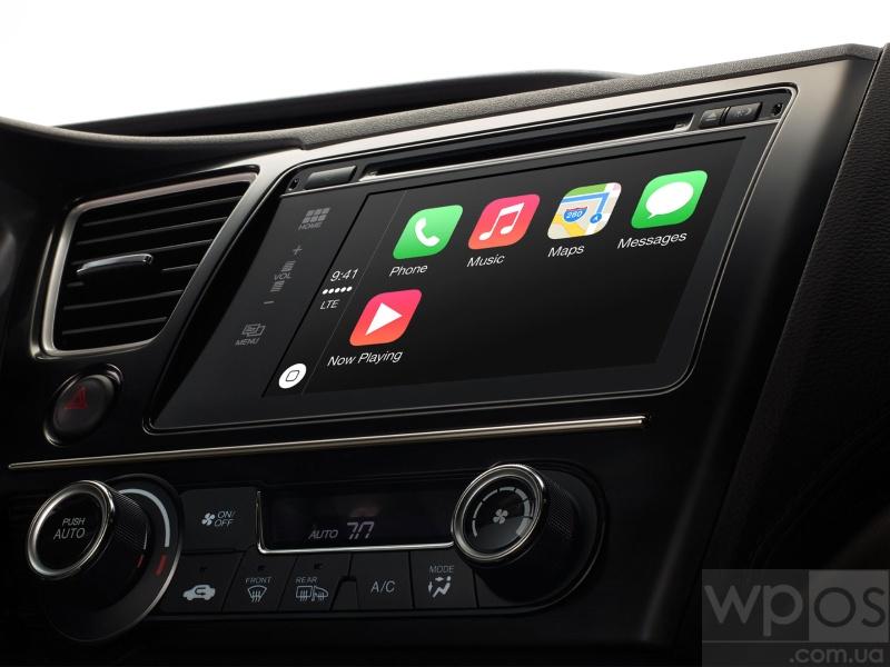 iOS 7.1 и CarPlay