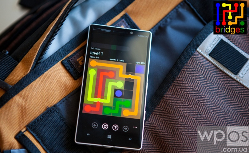 flow free bridges на windows phone
