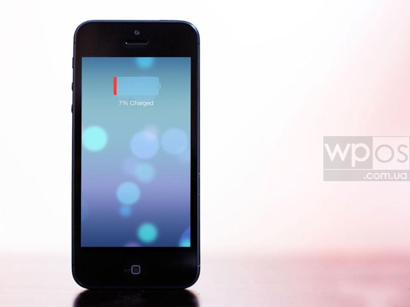 Производительность и время работы iOS 7.1