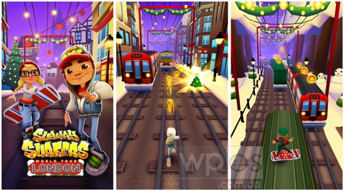 subway surfers wp8