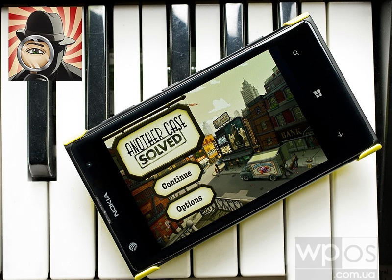 Another Case Solved на windows phone