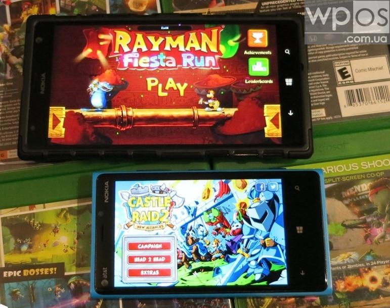 лучшие игры windows phone за март 2014
