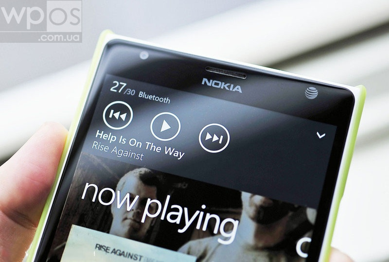 Bluetooth звук Windows Phone 8 1