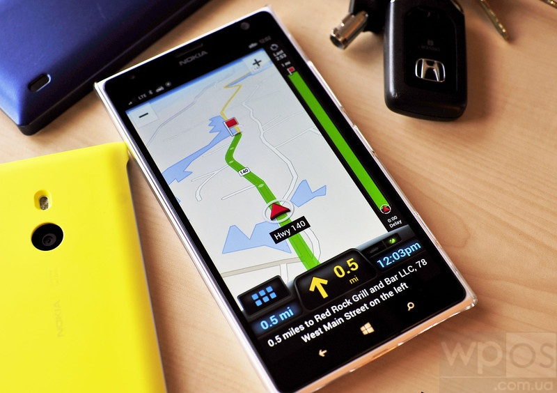 CoPilot GPS wp8