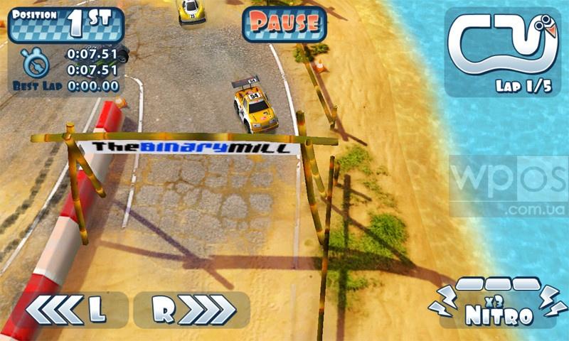 Mini_Motor_Racing_Game