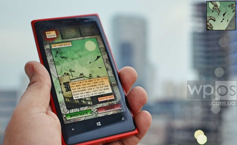 Shelter на windows phone
