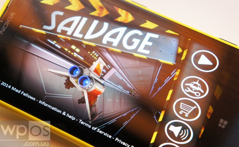 Salvage windows phone