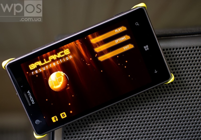 Ballance Resurrection на windows phone
