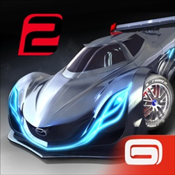 GT Racing 2 wp8