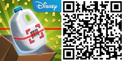 QR_Disney_Checkout