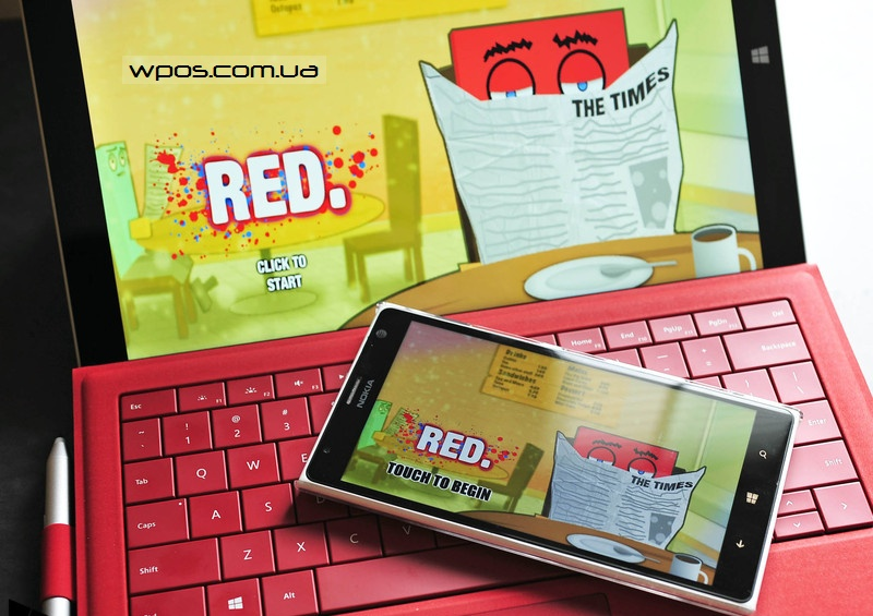 RED wp8